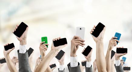 楽天モバイル法人契約は携帯端末の種類が豊富